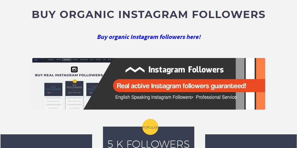 The Surge Of Buy Real Active Instagram Followers And What It Can Do For Your Company