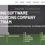 Saigon Technology Website