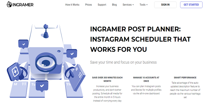 The Ultimate Guide To Scheduling Instagram Posts instagram scheduler