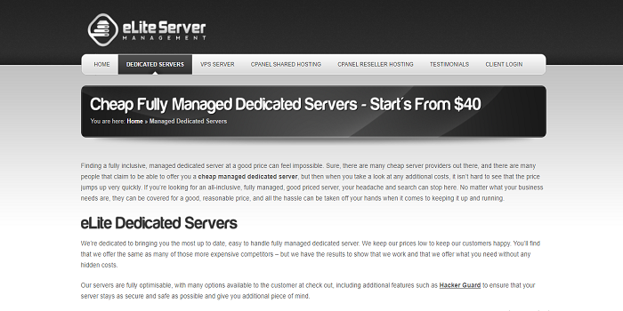 Taken Care Of SSD Servers Pro – Hostnerdz Cheap dedicated servers
